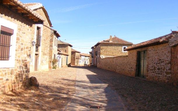 Camino de Santiago por la Maragatería: Polvazares