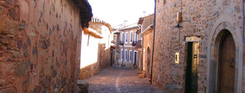 Camino de Santiago por la Maragatería: Castrillo de Polvazares