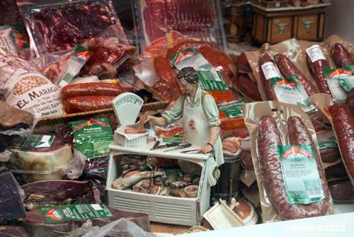 Gastronomía en el Camino Francés - Embutidos
