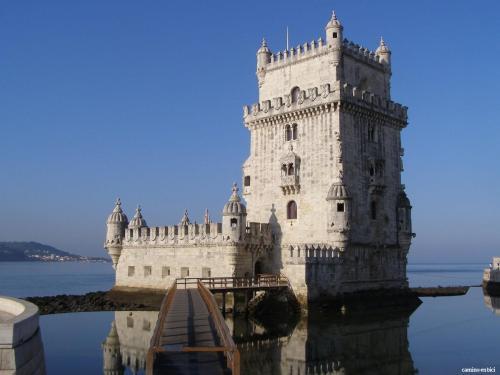 El Camino de Santiago Portugués de Lisboa a Porto (I) - Torre de Belem