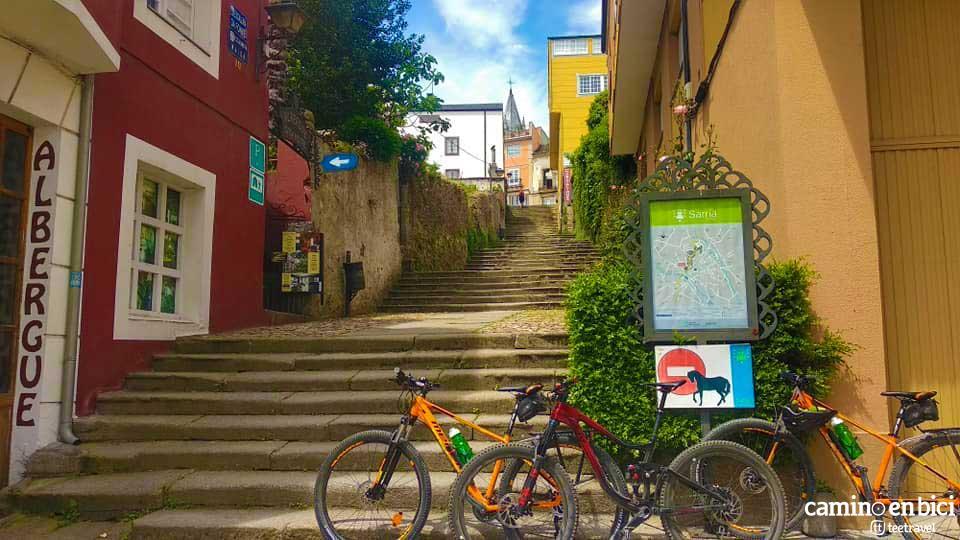 Casco Histórico de Sarria