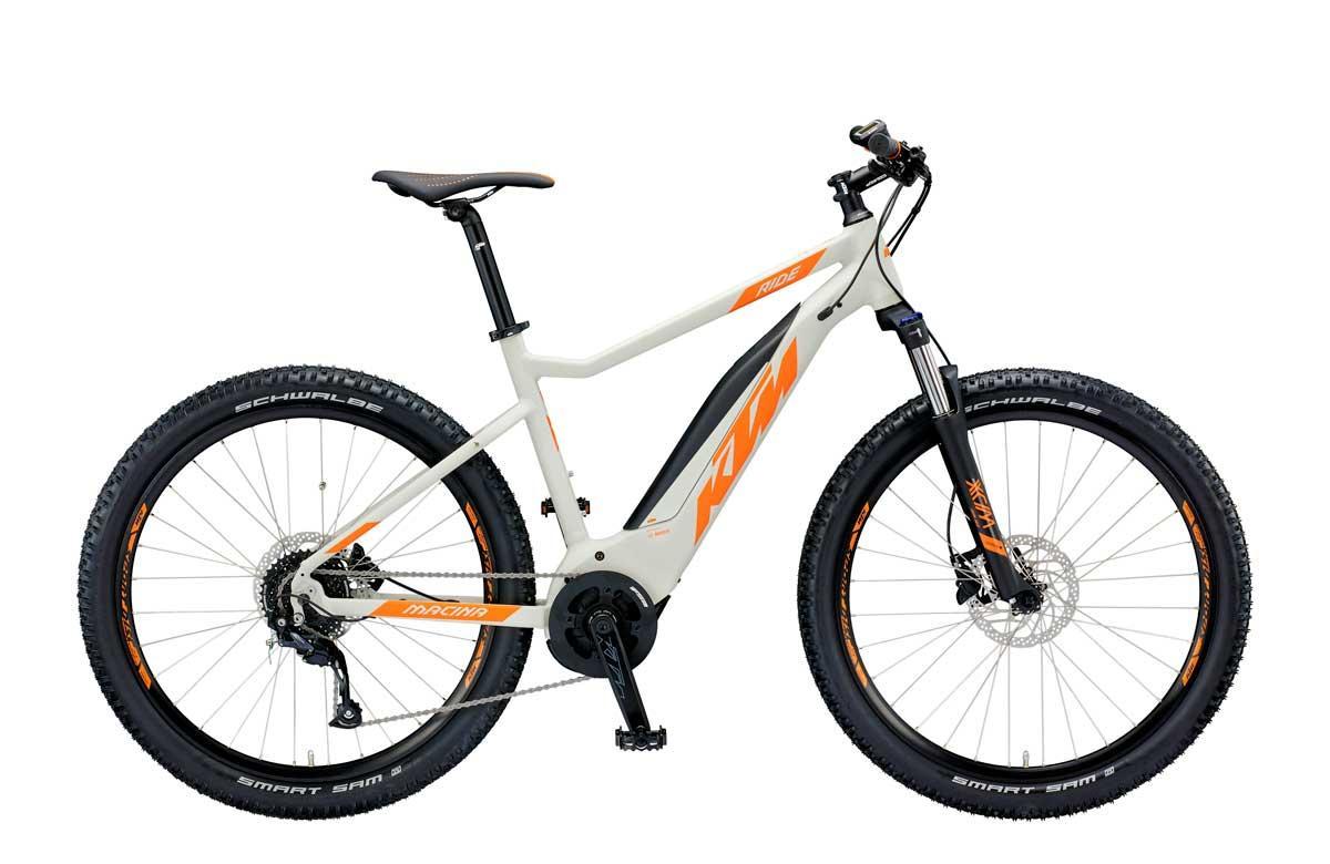Bicicleta KTM Macina Force 292 - Camino de Santiago