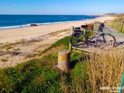 Camino Portugués por la Costa en Bicicleta