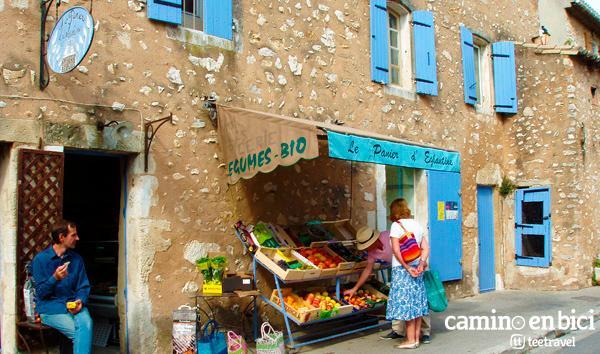 Producto Ecológico en la Provenza Francesa