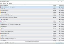 Geek Uninstaller para eliminar residuos de programas desinstalados