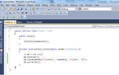 llenar, correctamete, un ComboBox en C# o Java2