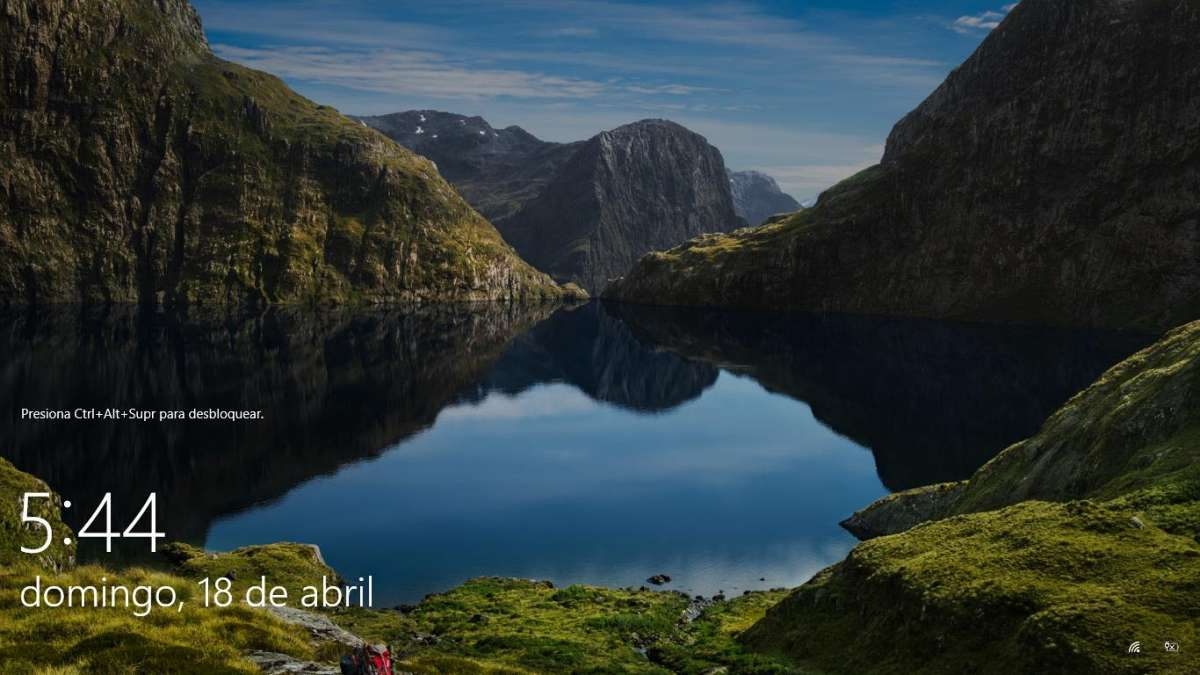 Activar inicio de sesión seguro de Windows 10