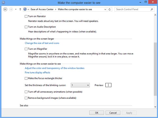 ¿No Puede Cambiar el fondo de escritorio en Windows 7 | 8?