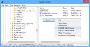 No Puede Cambiar el fondo de escritorio en Windows 7  8 -3