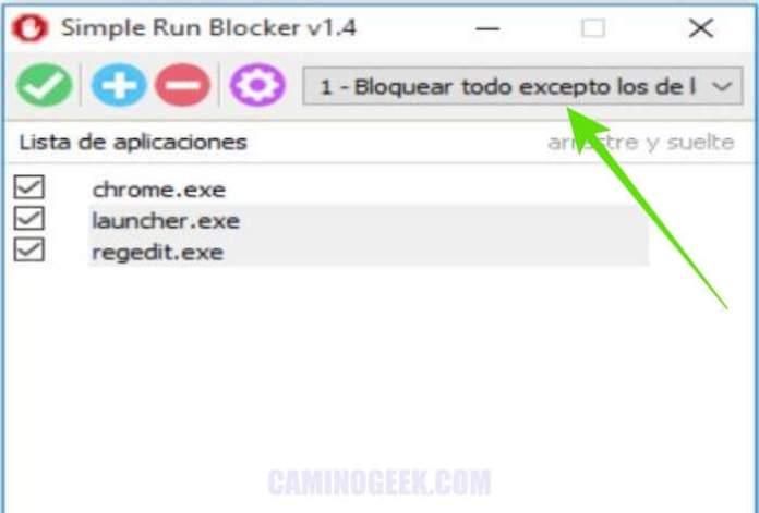 Cómo bloquear aplicaciones en Windows