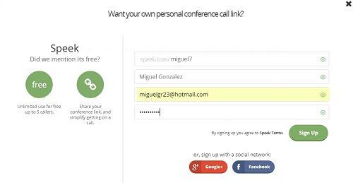 llamadas gratis por internet