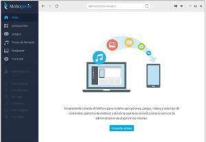 Descargar Mobogenie gratis para manejar tu teléfono móvil o tablet Android desde la PC Windows