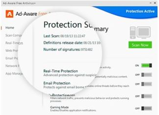 Ad-Aware Free Antivirus Gratis