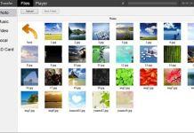 Transferir archivos en windows phone