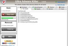 Eliminar adware en Windows