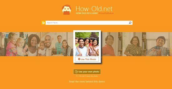 How-Old.net: Cómo saber la edad de una persona por una foto