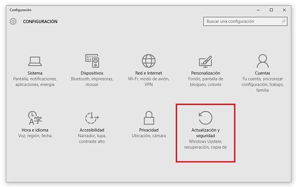 Evita que Microsoft utilice tu PC para entregar actualizaciones a otro usuarios en Windows 10