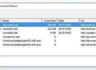 Portable Update - Actualizar Windows sin conexión a Internet
