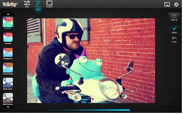 BeFunky Photo Editor - Aplicación para editar fotos en Android gratis