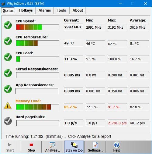 WhySoSlow: Por qué mi computadora está lenta