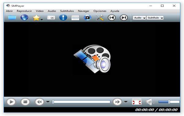 SMPlayer es un buen reproductor de video
