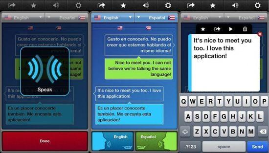 SayHi Translate: Una de las mejores aplicaciones traductores de idiomas en Android e iOS