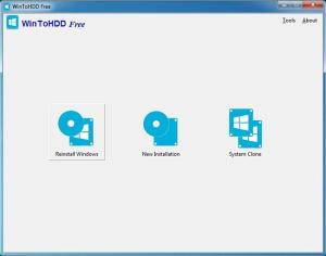 Instalar Windows 10 sin utilizar DVD o USB con WinToHDD