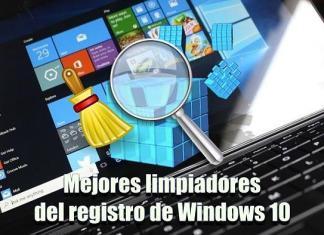 Mejores limpiadores de registro para Windows 10
