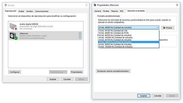 Cómo solucionar problema de audio en Windows 10