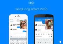 Actualización incorpora función de Video instantáneo en Facebook Messenger para Android e iOS