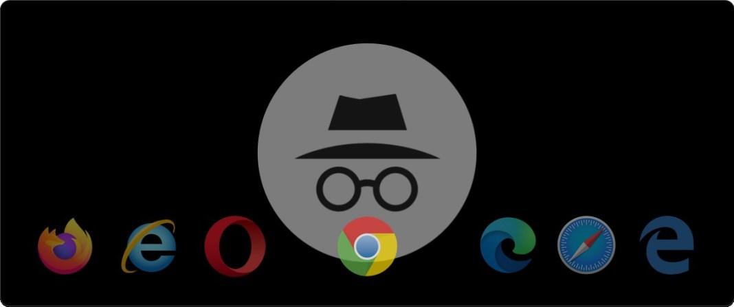 Abrir navegador web siempre en modo incógnito