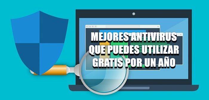 Descargar antivirus gratis para PC y otros dispositivos por un año