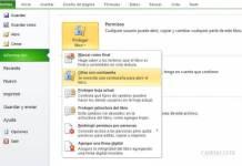 Cómo proteger un archivo de Excel