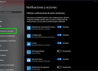 Cómo desactivar las notificaciones de aplicaciones específicas
