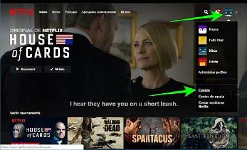 Cómo cancelar una cuenta de Netflix