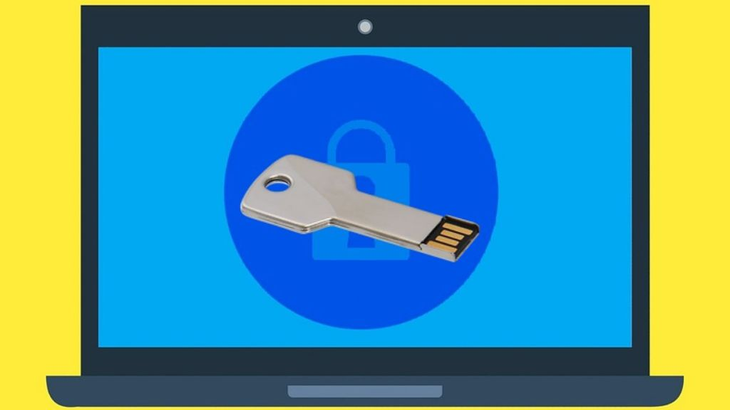 Programas para crear llave de seguridad USB