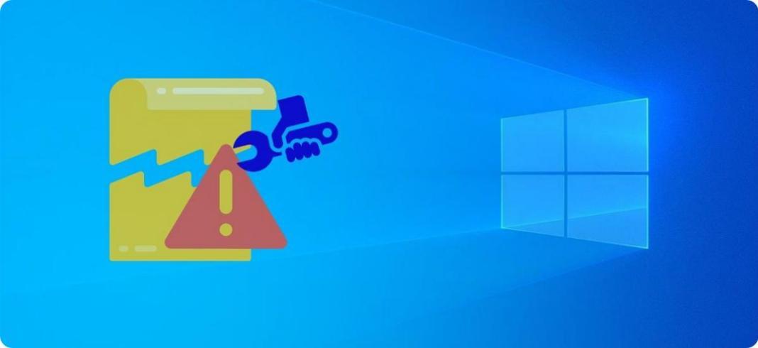 Cómo recuperar archivos dañados en Windows 10