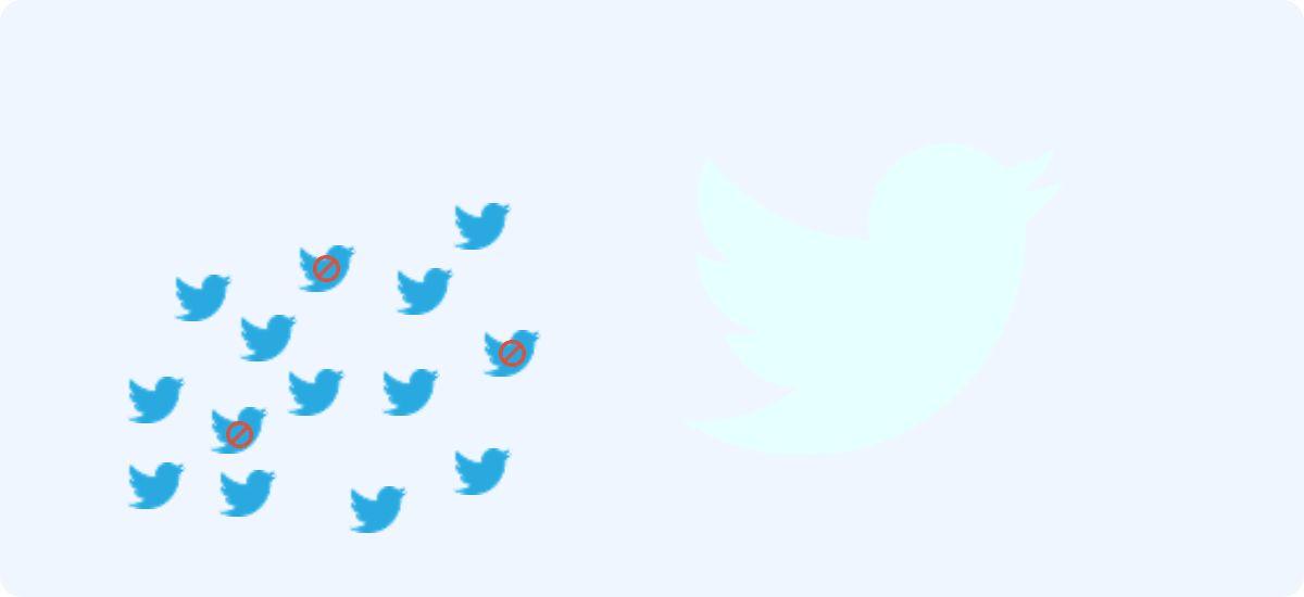 Cómo eliminar seguidores en Twitter sin bloquearlos permanentemente