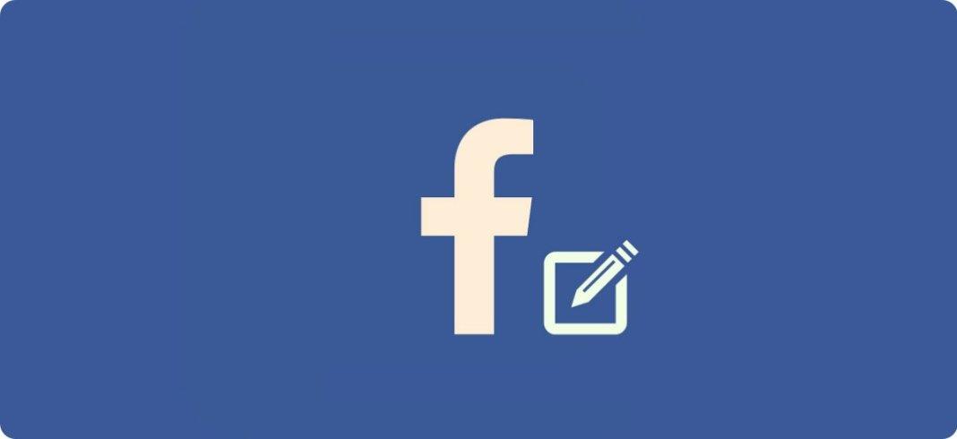 Cómo cambiar el nombre de una página de Facebook