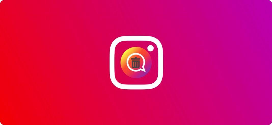 Cómo borrar o eliminar un comentario en Instagram.
