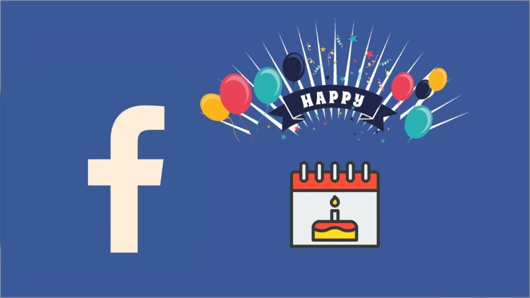 Exportar el calendario de cumpleaños de Facebook