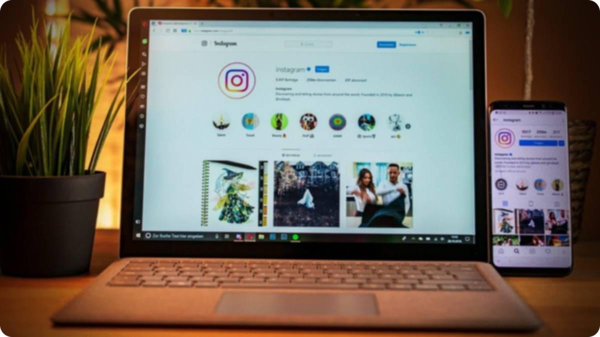Cómo publicar o subir fotos a Instagram desde la PC