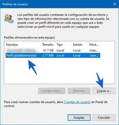 Mudarse a otro usuario si en Windows 10 no te funciona el botón Inicio