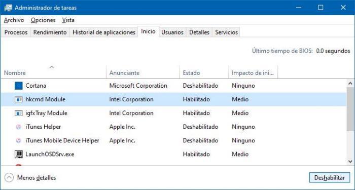 Pantalla negra de Windows 10 solución