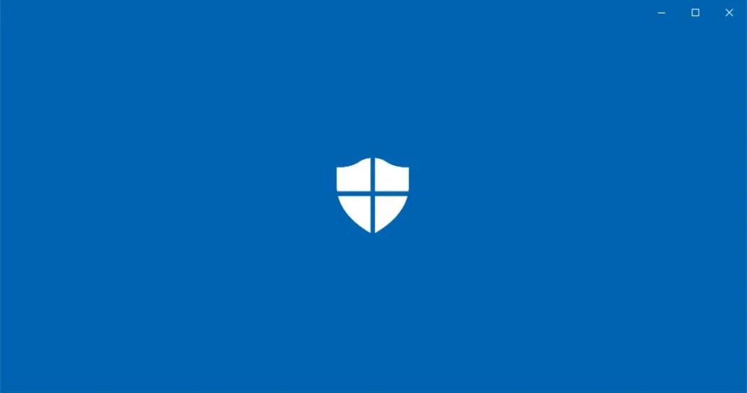 No puedo activar Windows Defender en Windows 10