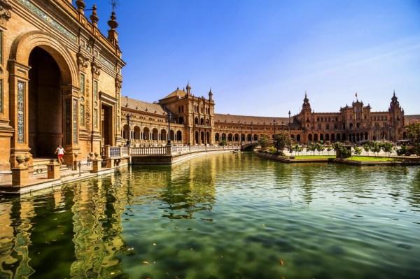 Sevilla-Cordoba-Granada | Tour of Andalucia