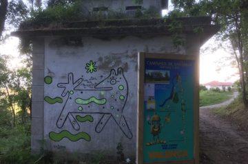 Endnu mere graffiti med hunde - har ikke fundet ud af dets betydning endnu