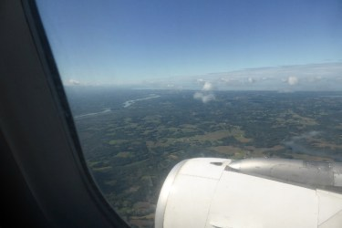 Rejsedag - på vej fra Paris til Biarritz