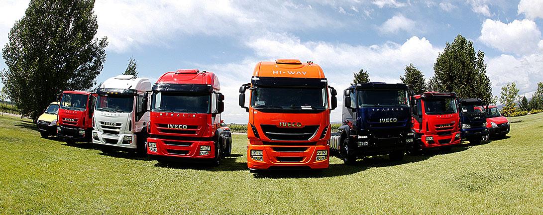 IVECO presento una nueva generacion de vehiculos Ecoline