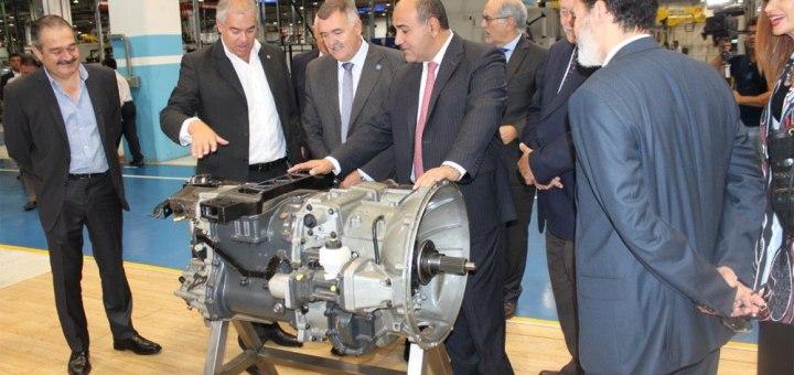 Scania Argentina inversión de 8 Millones de dólares